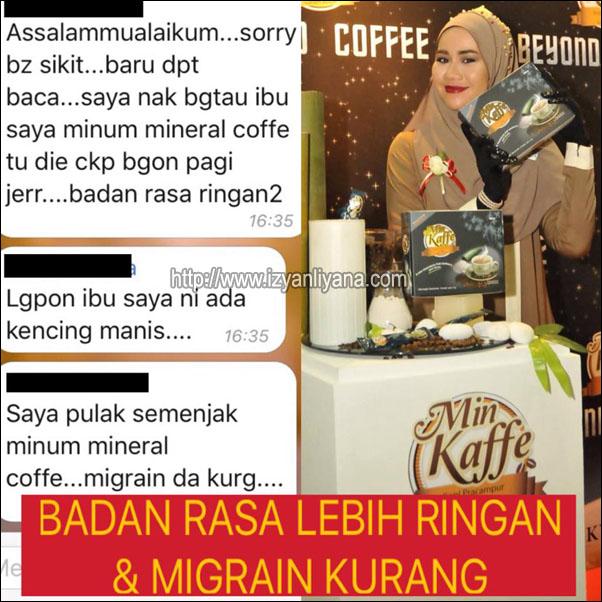 Marni.com.my/min-kaffe/min kaffe kopi kurus/harga promosi premium beautiful corset murah 2017Testimoni Min Kaffe17/Testimonial Min Kaffe - Badan Rasa Lebih Ringan Dan Migrain Kurang